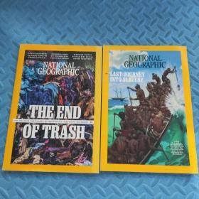 National Geographic 美国国家地理2020(2.3期)2本合售