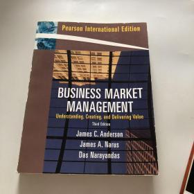 business market management understanding creating and delivering value