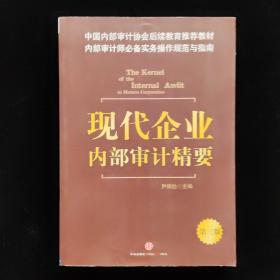 现代企业内部审计精要 (第3版)
