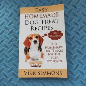 easy  homemade  dog  treat  recipes