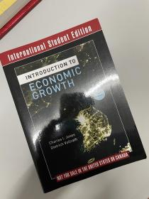Introduction To Economic Growth(3e)