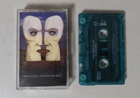 Pink Floyd-The Division Bell磁带,美版 封皮和带体轻微磨损,如图 音质很棒