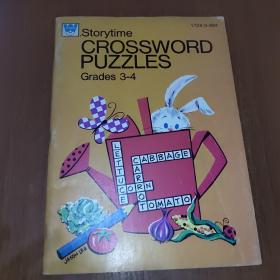 Storytime CROSSWORD PUZZLES Grades 3-4