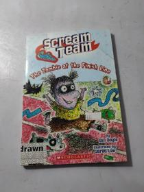 Scream Team #4: The Zombie at the Finish Line