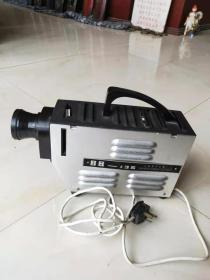 以前学校教学用幻灯机一台,上海教学仪器厂出品  保存完整品相好 能正常使用 包老包真