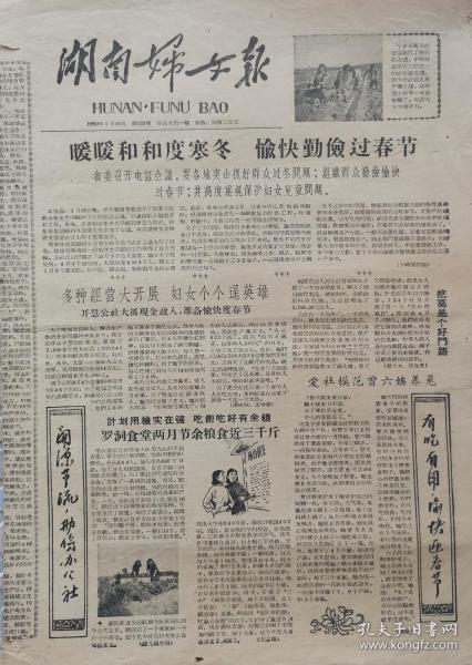 湖南妇女报