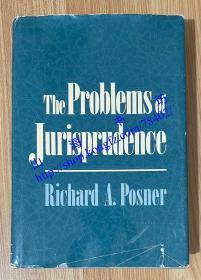 The Problems of Jurisprudence 法理学问题 067470875X 9780674708754
