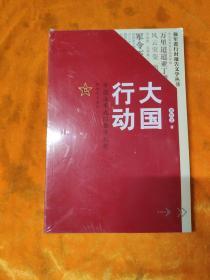 大国行动:中国海军也门撤侨纪实/强军进行时报告文学丛书