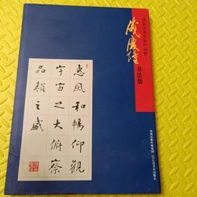 淮安书画名家作品集     戚庆隆书法集