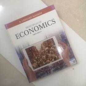 Principles of Economics 8th Edition Mankiw 原版精装