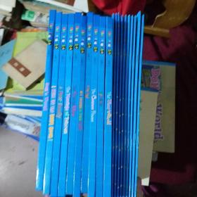布朗儿童英语2.0. LEVEL4. 1~10,练习1--10  (共20册合售)