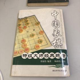中国象棋特级大师经典绝活