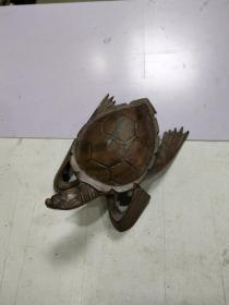 木制乌龟(尺寸如图)