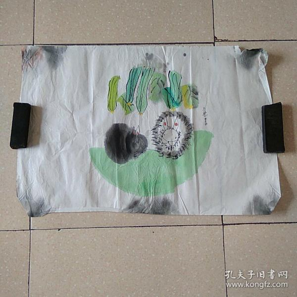花鸟画3平尺(015)11