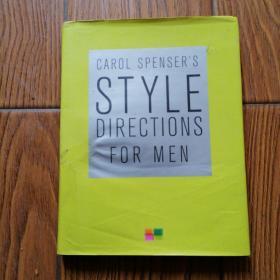 CAROL SPENSER'S STYLE DIRECTIONS FOR MEN
