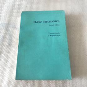 FLUID MECHANICS Seventh Edition流体力学 第7版