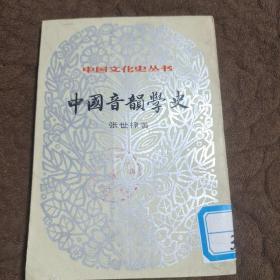 中国音韻学史(上册)