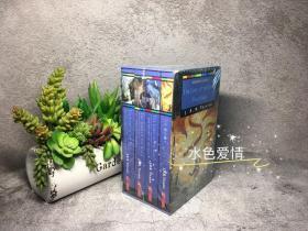 全新塑封魔戒指环王霍比特人2002版英版合集The Lord of the Rings/The Hobbit 2002  Boxed Set of Four Books in Slipcase
