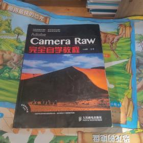 Adobe Camera Raw完全自学教程 有写划