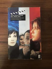 Three Colors Trilogy:Blue, White, Red