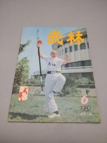 武林1982年6 总第9期