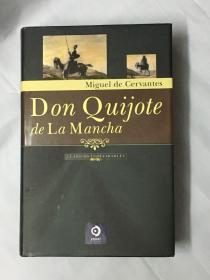 【西班牙文原版】Don Quijote de La Mancha 唐吉诃德