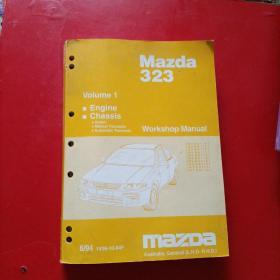 Mazda 323 Workshop Manual Vol 1