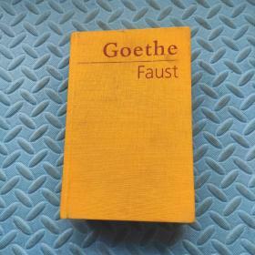 [德文版德语版] 歌德《浮士德》(评注版)(包括《浮士德 I》 + 《浮士德 II》 + 《浮士德初稿》) 布面精装 Faust I  faust