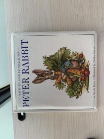 the classic tale of peter  Rabbit大开方本