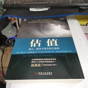 估值:难点、解决方案及相关案例(原书第2版)