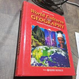 World Cultures And GEOGRAPHY Western Hemisphere and Europe(英文原版)