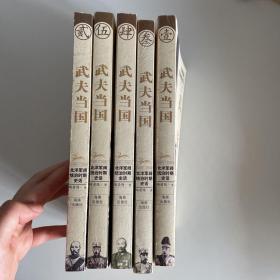 武夫当国:北洋军阀统治时期史话1895-1928(全5册)