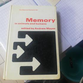 Memory in animals and humans