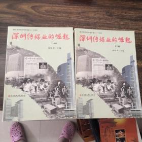 深圳传媒业的崛起(上下卷)