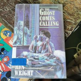英文原版 The Ghost Comes Calling