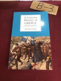 A Concise History of Greece(希腊简史)