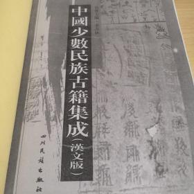 中国少数民族古籍集成(汉文版)第九十七册(复)