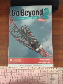 Go Beyond 2  Student's Book Pack premium 原版英文