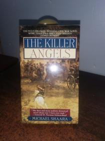 The Killer Angels:The Classic Novel of the Civil War
