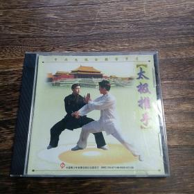 【正版光碟】中央电视台教学节目 太极推手1VCD