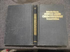 【英文原版】Introduction to Modern Liquid Chromatography Second Edition 现代液体色谱分析