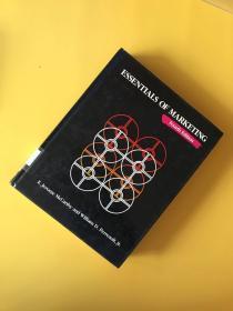 ESSENTIALS OF MARKETING(Fourth Edition)【市场营销基础 第四版】精装英文原版