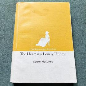 The Heart is a Lonely Hunter【内有字迹】