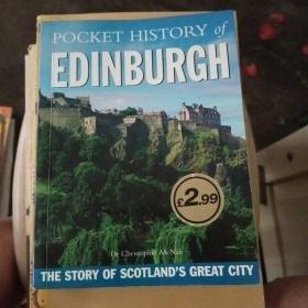 Pocket History of Edinburgh