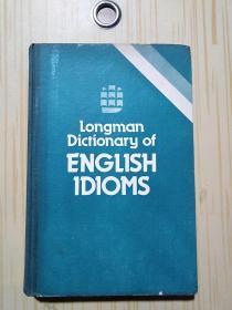 朗曼英语成语辞典 英文