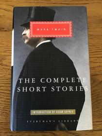 The complete short stories by Mark Twain 马克·吐温短篇小说全集 Everyman's Library 人人文库(人人文库2件9折)