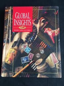GLOBAL INSIGHTS PEOPLE AND CULTURES