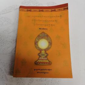 藏药标本图典·明镜.2,滋补药、木本药、汤药(藏文)
