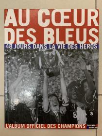 【法国足球原版】2000欧洲杯画册.。