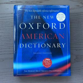 Oxford American Dictionary(second edition)